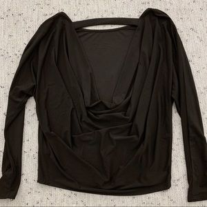 NWT Ecoté (Urban Outfitters) Open Back Top